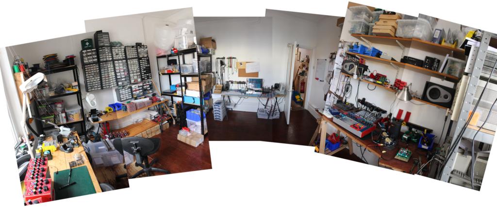 Bug Workshop Montage