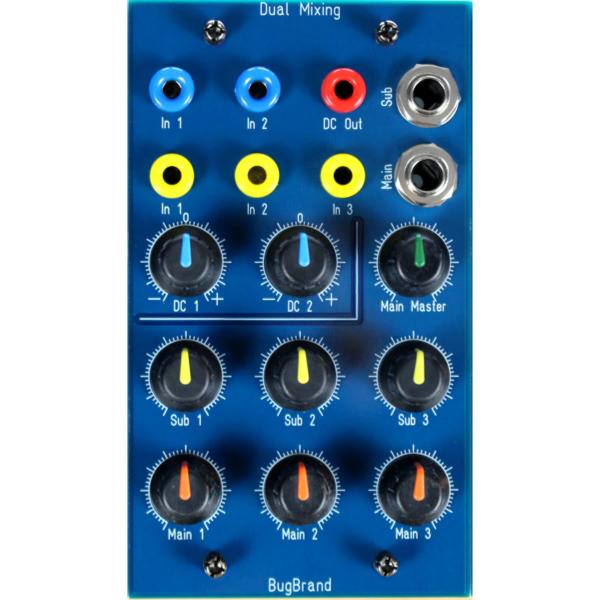 dual mixer